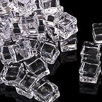 Kunstmatige ijsblokjes Nep ijsblokjes Kunstmatig acryl ijs Decoratieve ijsblokjes Acryl ijsblokjes IJsblokjes…