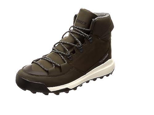 2928eab2a49 adidas Men s Terrex Winterpitch Cw Cp High Rise Hiking Boots ...