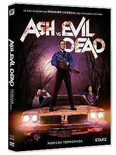 br/ Ash vs Evil Dead - Temporada 1 [DVD]br/