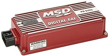 amazon com msd ignition 6425 6al ignition control box automotive msd ignition 6425 6al ignition control box