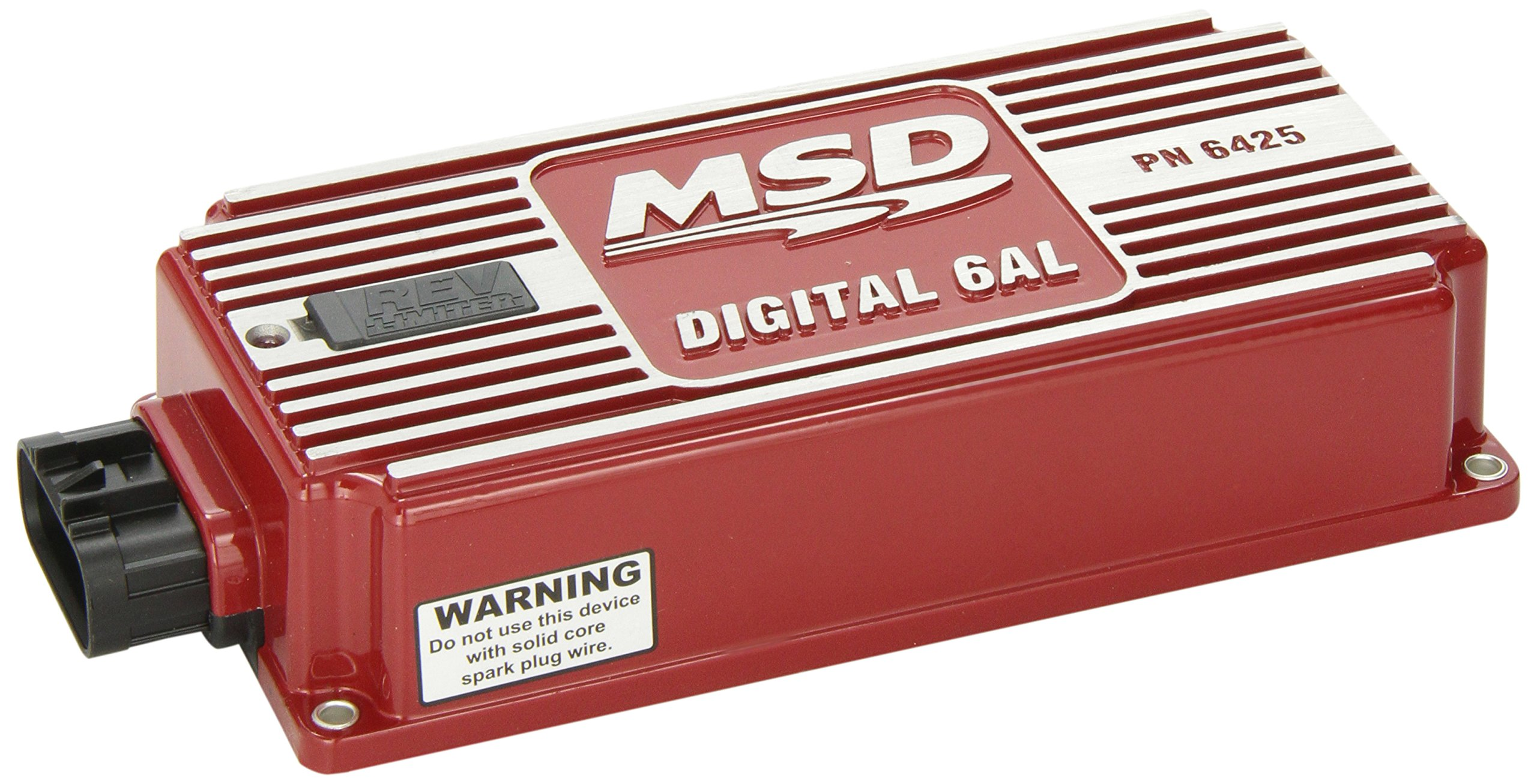 MSD Ignition 6425 6AL Ignition Control Box by MSD