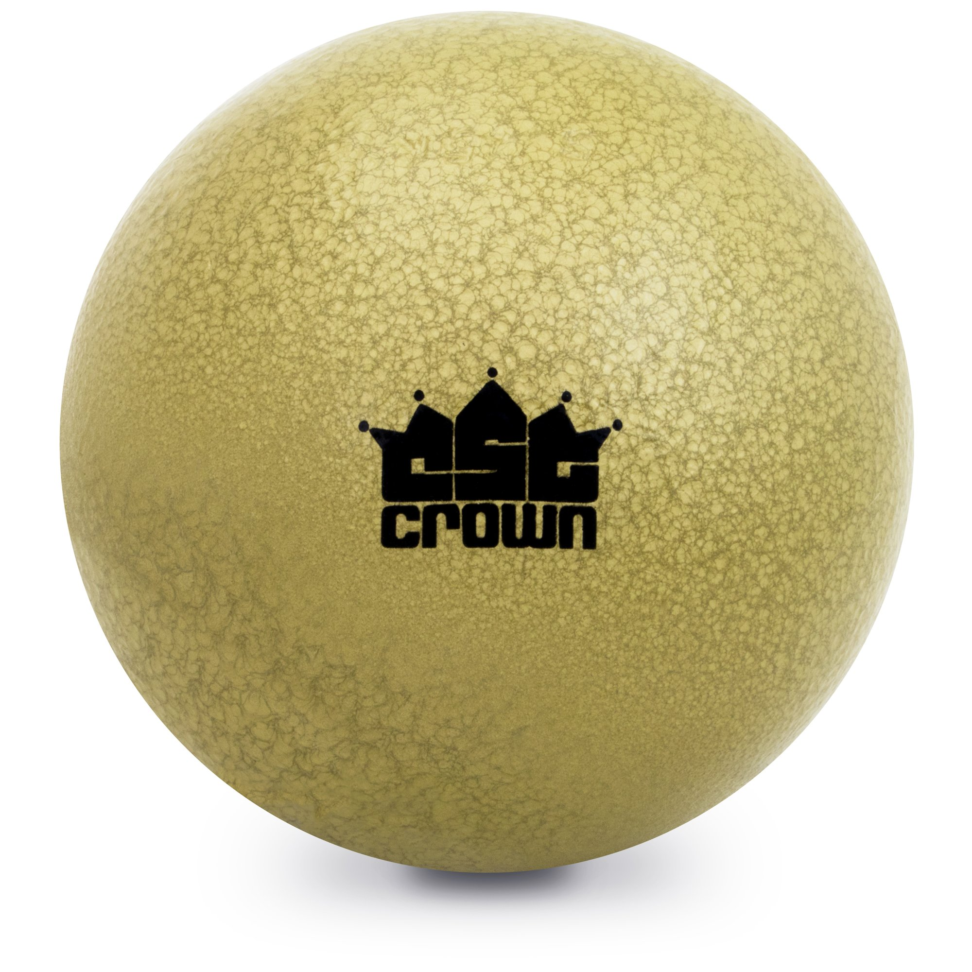 5.45kg (12lbs) Shot Put, Cast Iron Weight Shot Ball – Great for Outdoor Track & Field Competitions, Practice, & Training by Crown Sporting Goods