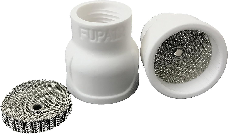 Welding Cup Twin Pack Furick Cup FUPA #12 Ceramic