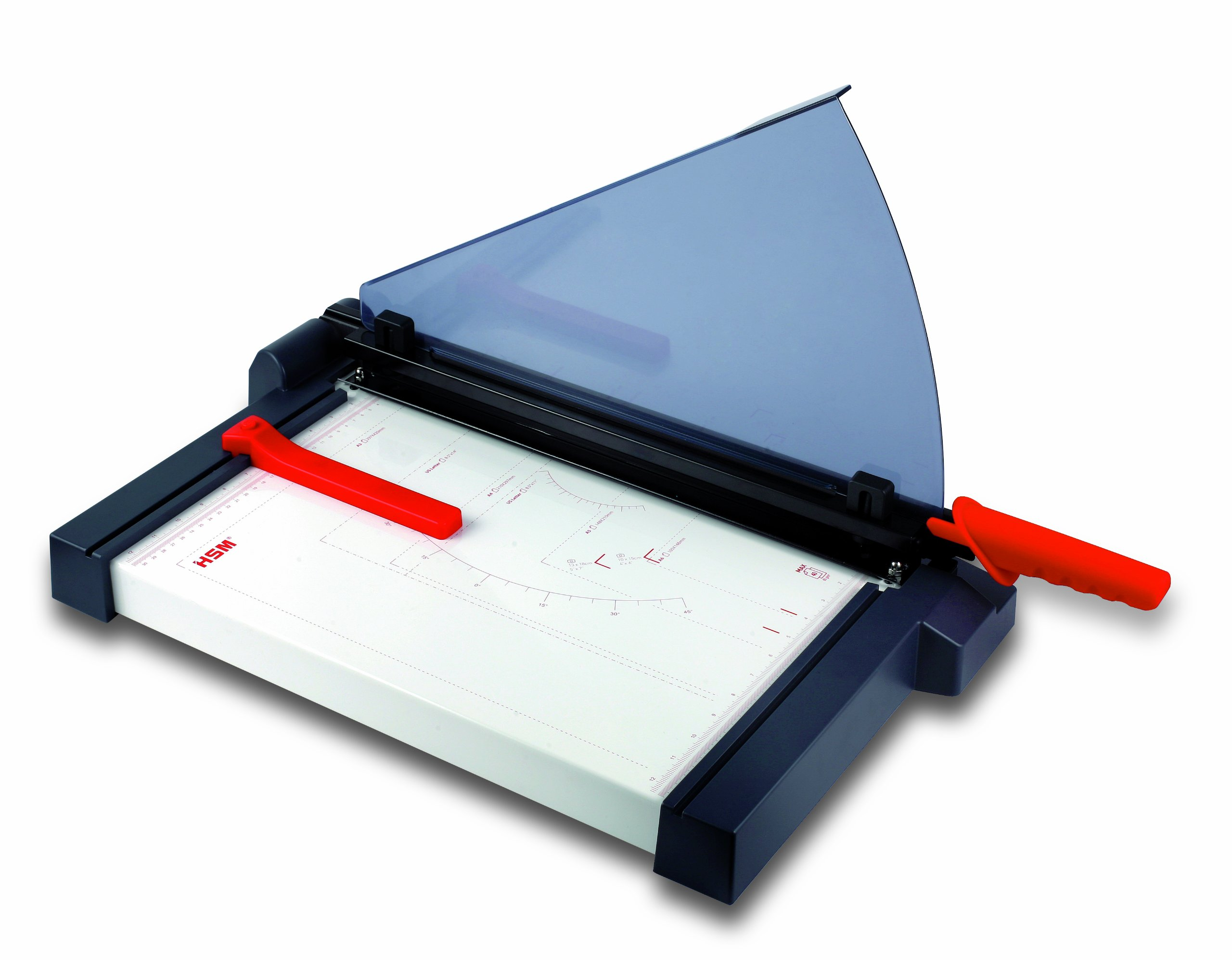HSM Cutline G-Series G4640 Guillotine Paper Cutter,  Cuts Up to 40 Sheets