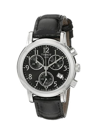 Tissot vestido tist0502171605200 Sport negro Dial reloj