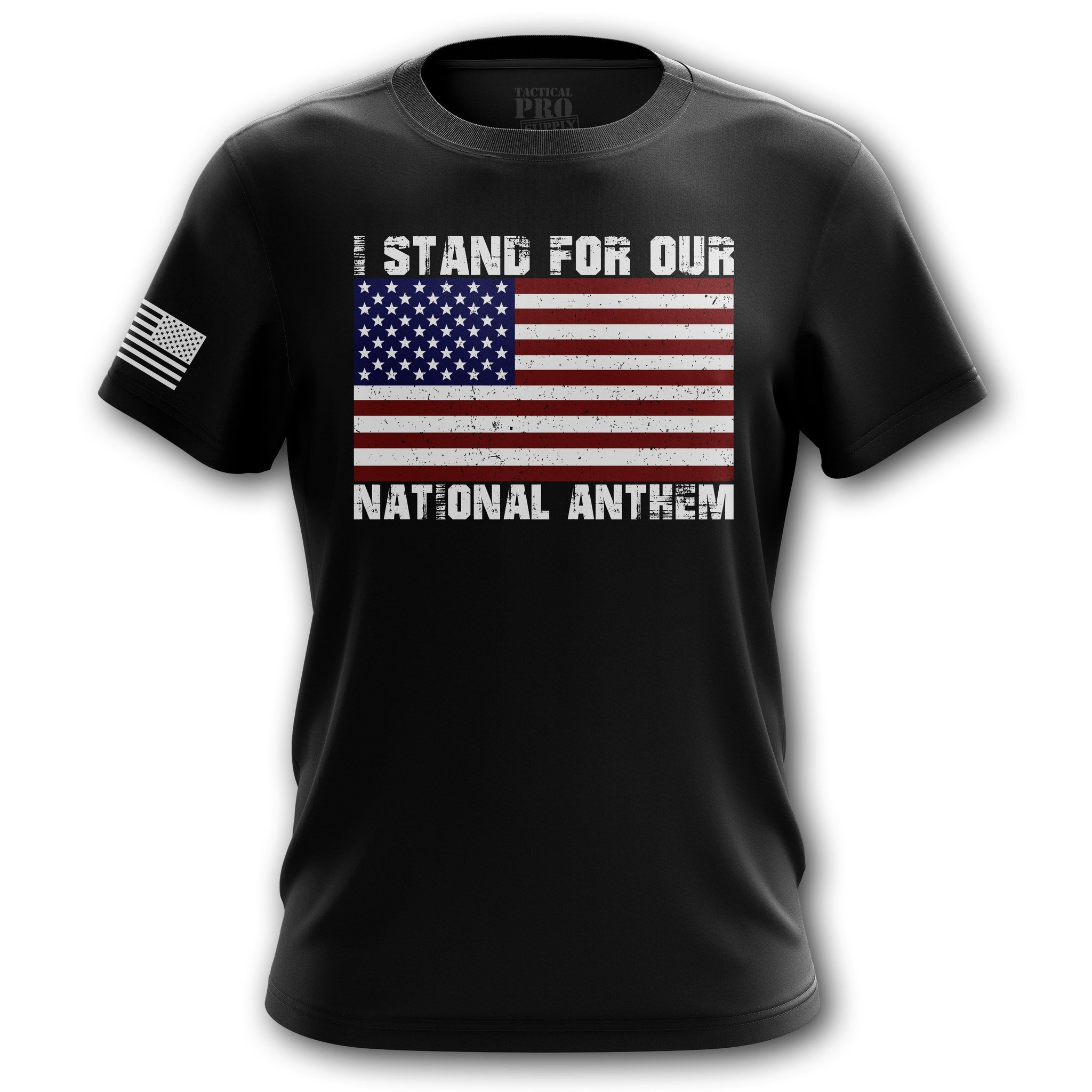 I Stand For The National Anthem T Shirt