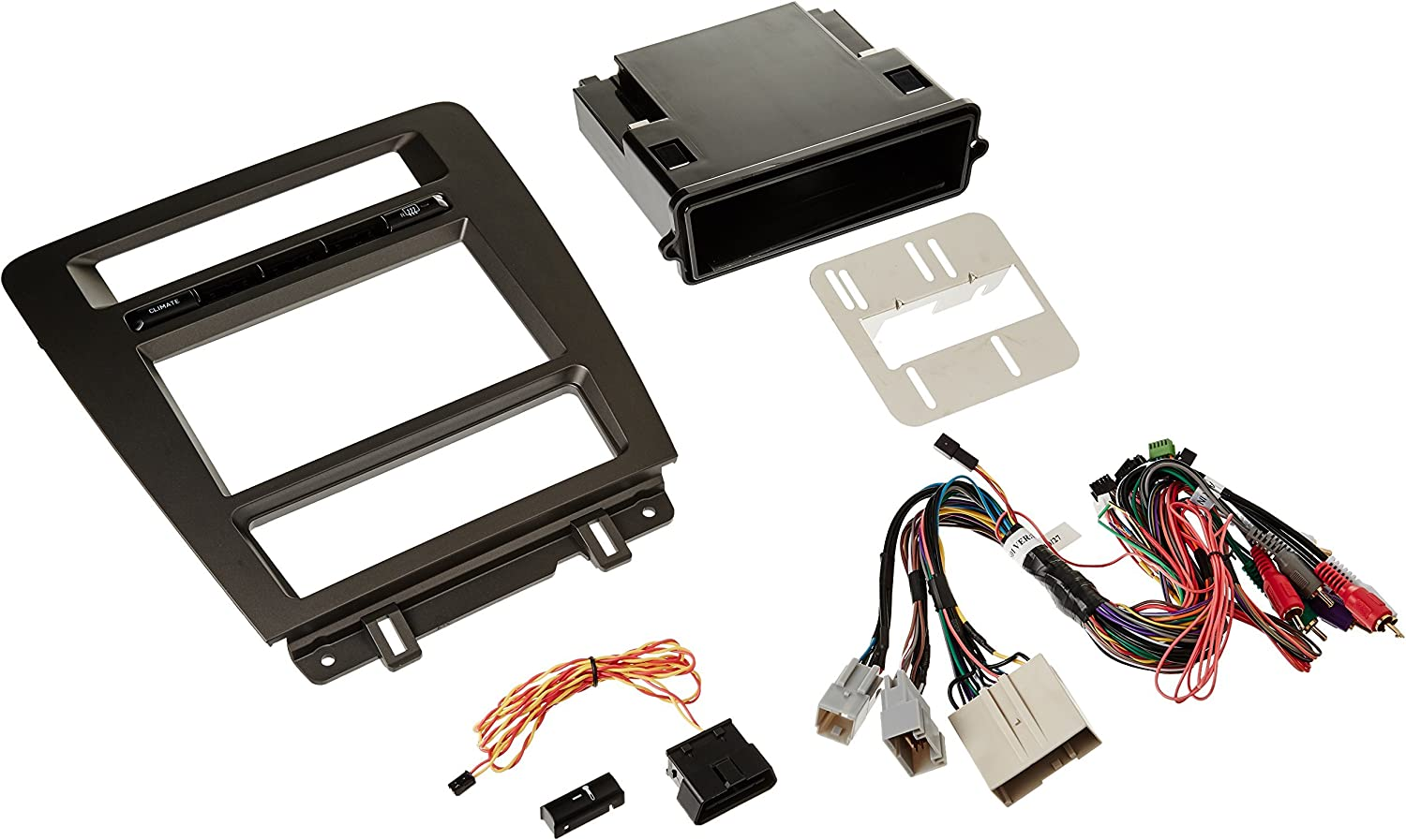 amazon.com: maestro kit-mus1 dash kit and t-harness for 2010-2014 ford  mustangs without navigation  amazon.com