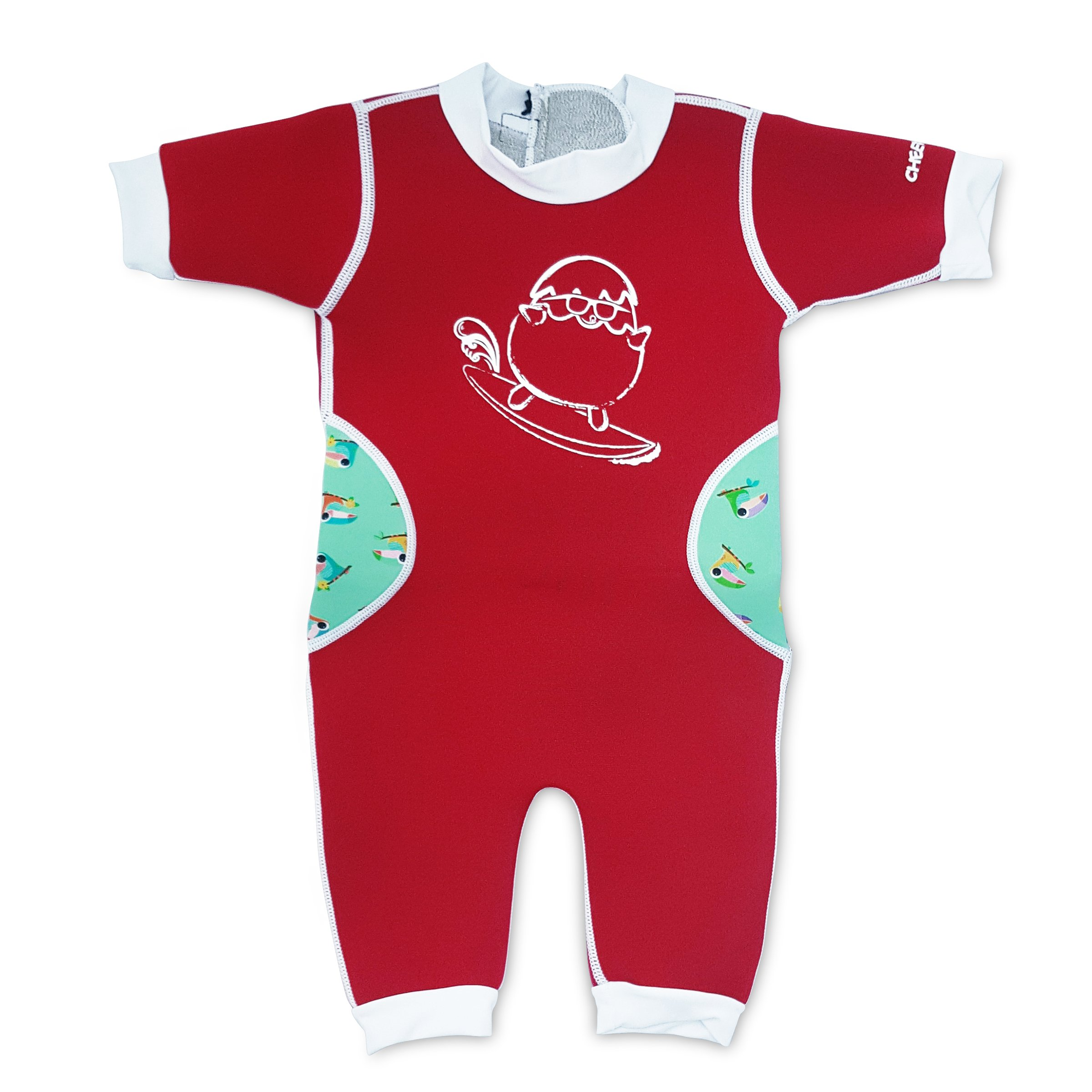 Warmiebabes-Baby, Toddler Thermal One Piece Kid