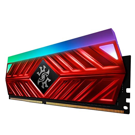Adata XPG Spectrix AX4U320038G16-DR41 8GB 3200MHz D41 RGB U-DIMM Memory  (Pack of 2)