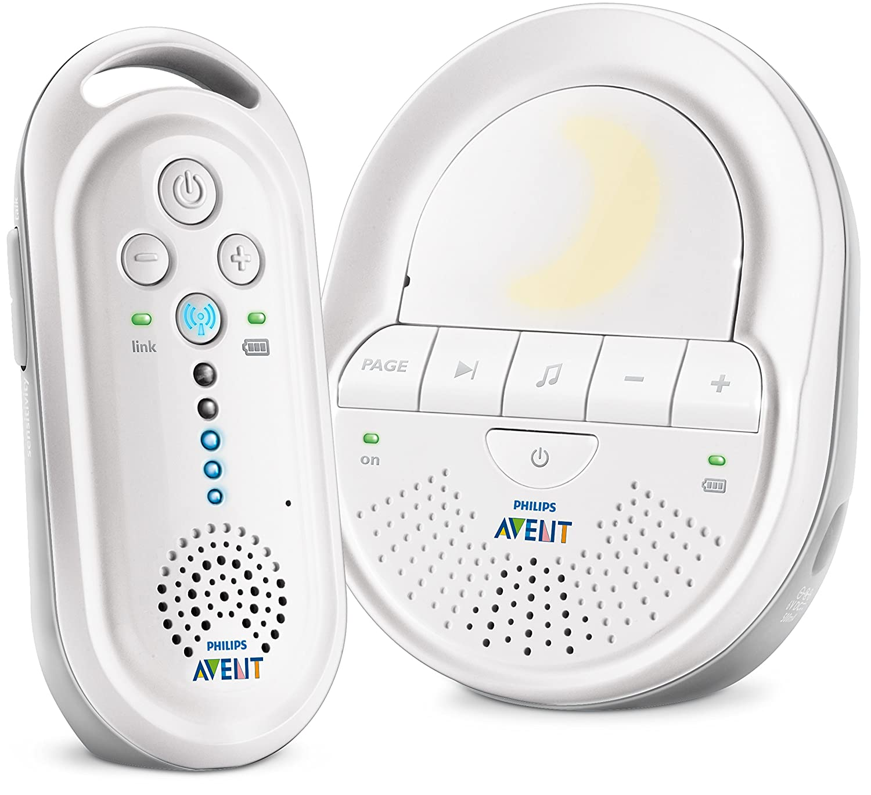 UK IMPORT Philips Avent SCD506 DECT-Babyphone