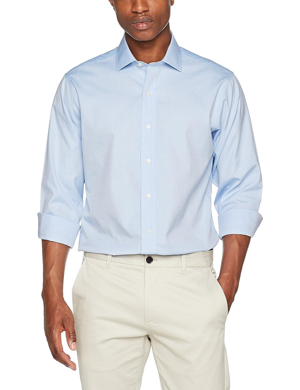 Brooks Brothers Camicia Regent Cotone Manica Lunga Business Uomo