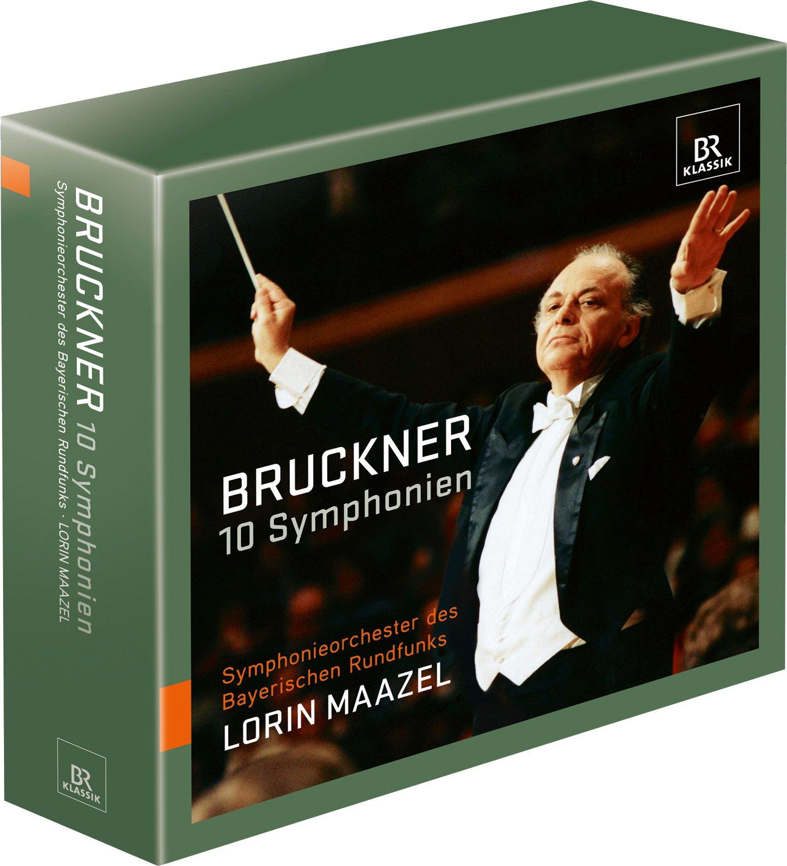 Bruckner: 10 Symphonies by BR Klassik