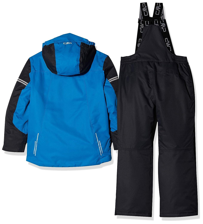 152 Set Giacca e Pantaloni Bambino River CMP Feel Warm Flat 5.000 39W1864