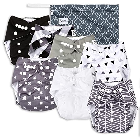Nora's Nursery Cloth Pocket Diapers