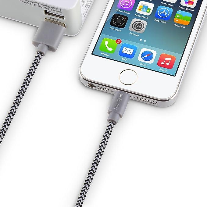 Lightning Kabel iCASEIT Lightning zu USB Kabel: Amazon.de: Elektronik