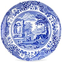 Spode Blue Italian Bread and Butter Plate, Set