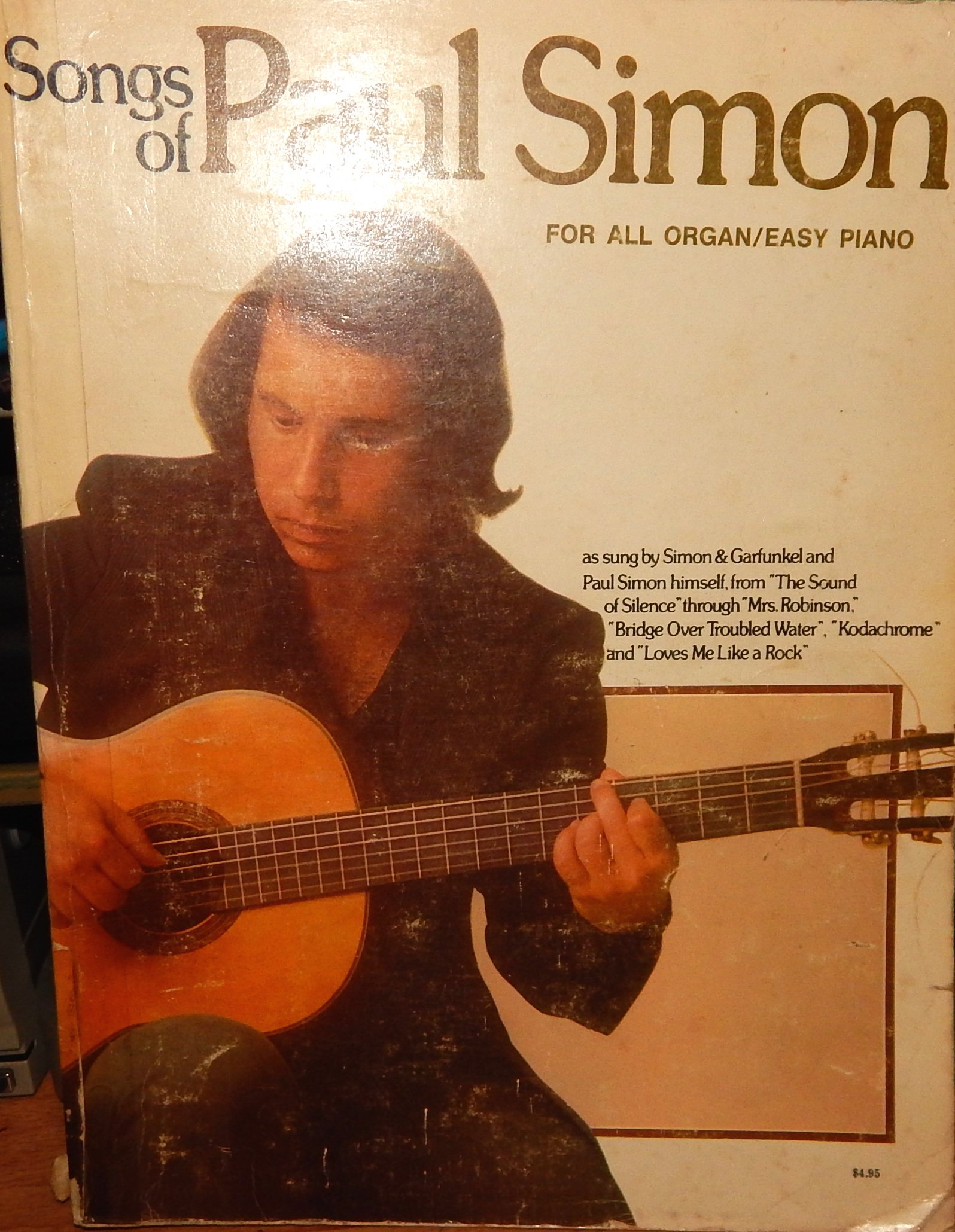 The Songs Of Paul Simon Paul Simon 9780394707839 Amazon Books