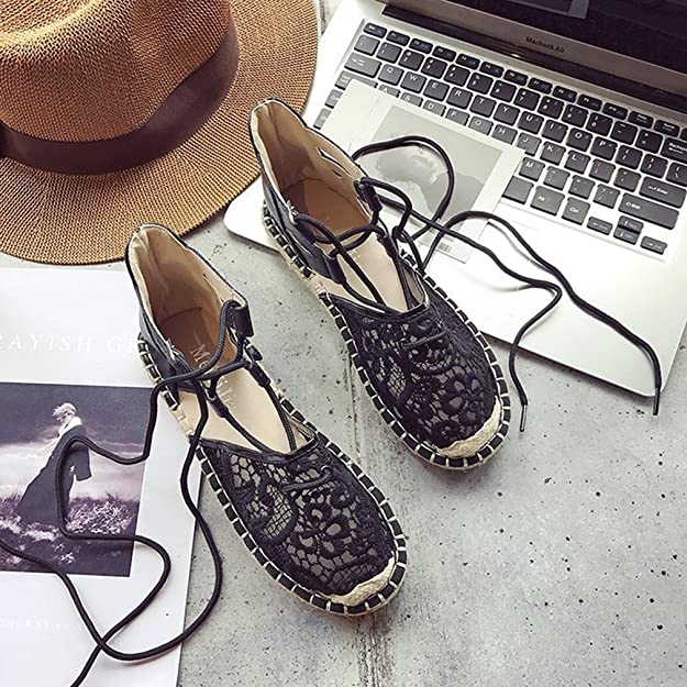 Damen Flache Sandals Summer Bohemian Style Perlenrand Shoes Casual Holiday Beach Freiliegende Zehe Shoes Roman Sandals Braun