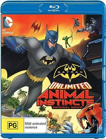 Amazon.com: Batman Unlimited: Animal Instincts: Butch Lukic ...