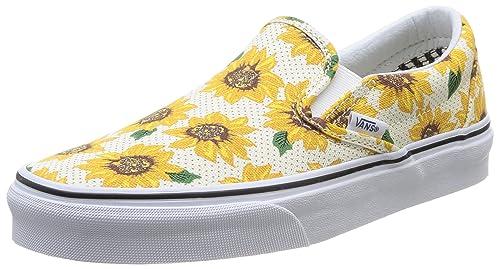 28c5f6835a3 Vans  Unisex Sunflower Slip On