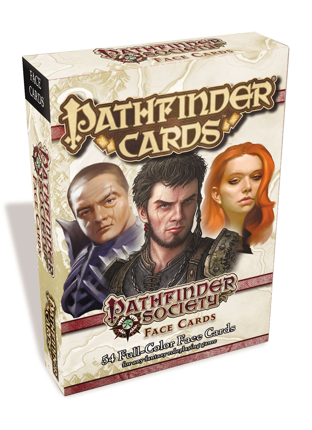 Amazon.com: Pathfinder Society Face Cards Deck (Pathfinder ...