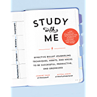 Study with Me:Effective Bullet Journaling Techniques, Habits, and Hacks To Be Successful, Productive, and Organized - With Special Strategies for Mathematics, ... Languages, and More (English Edition)