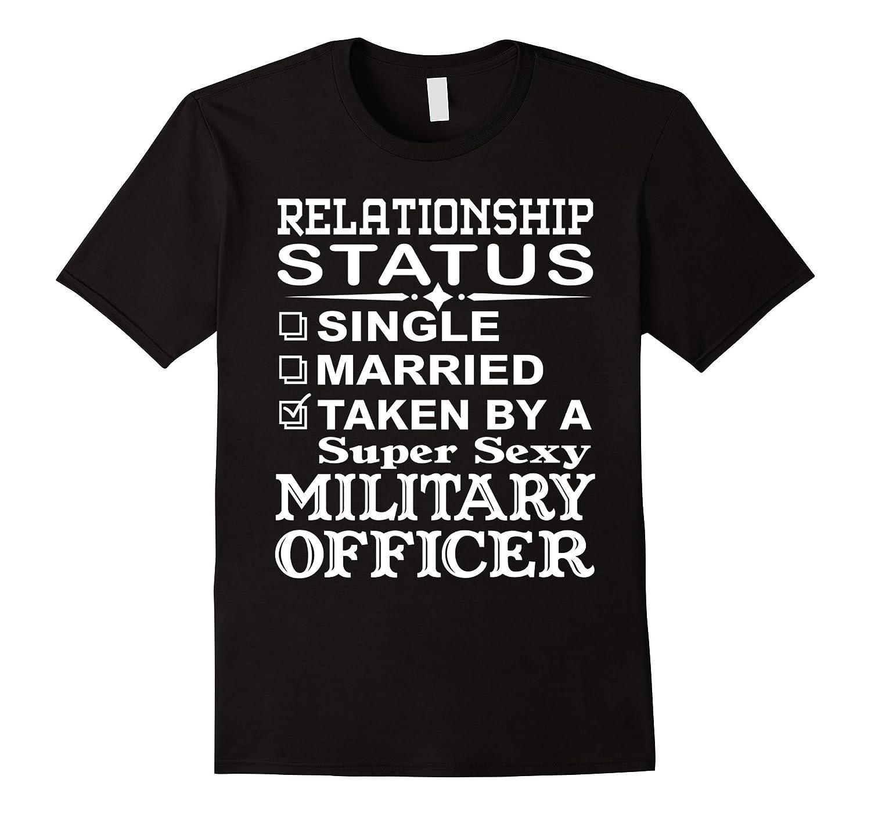 Military Officer Shirt  Military Officer T-Shirt-TJ