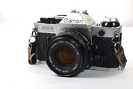 amazon com canon ae 1 program 35mm manual focus film camera lens rh amazon com canon digital camera manual settings canon digital camera manual user's guide