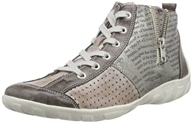 R3470, Womens Hi-Top Sneakers Remonte