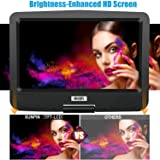 """SUNPIN Portable DVD Player 12.5"""" for Car and"""