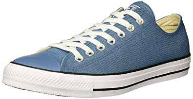 Converse Men s Chuck Taylor All Star Basketweave Low Top Sneaker 1895331e9