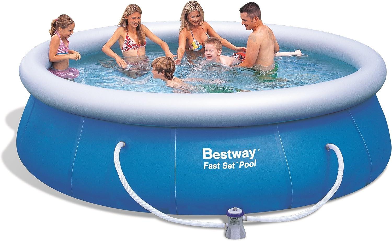 Bestway Fast Set de piscina: Amazon.es: Jardín