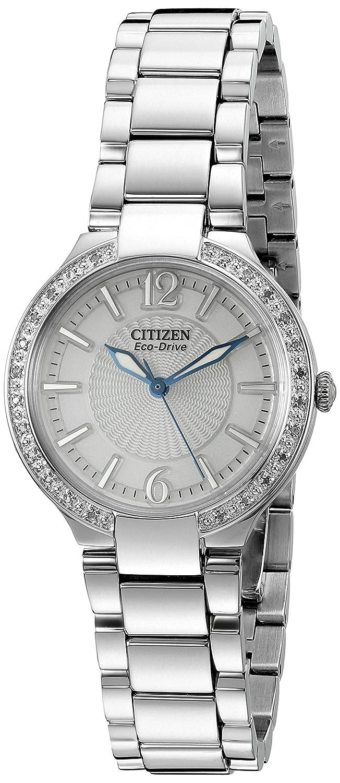 Amazon.com: Citizen Women's EP5970-57A Eco-Drive Firenza Watch: Citizen:  Watches
