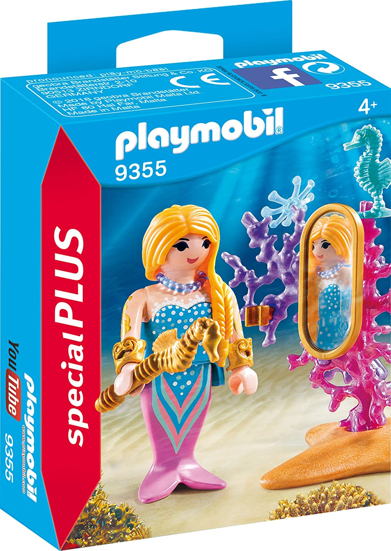 Playmobil 9355 KG de toys GEOVR Meerjungfrau Spiel geobra Brandstätter Stiftung /& Co