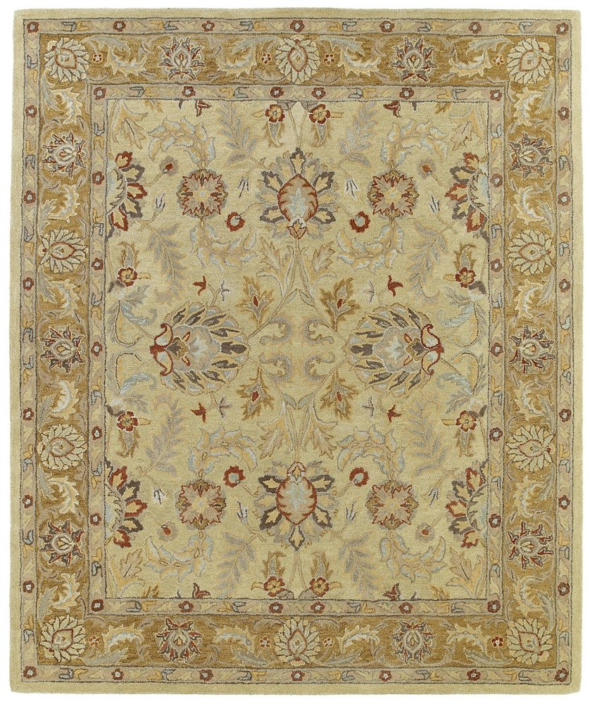 Kaleen Rugs Solomon Collection 4053-05 GoldHand Tufted 2