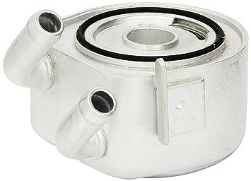 Nissens 90695 Radiador de Aceite, Aceite Motor
