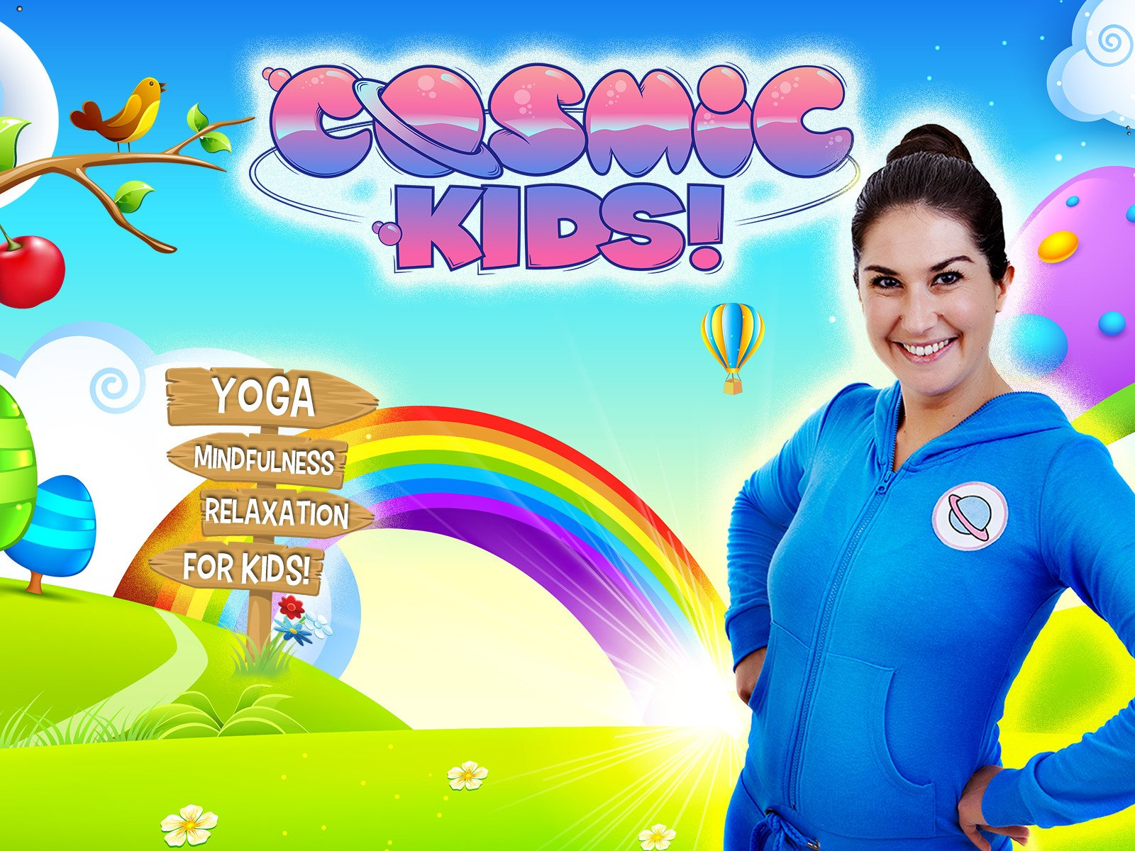 Cosmic Kids Yoga Adventures on Amazon Prime Video UK