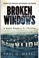 Broken Windows (Duke Rogers PI) (Volume 2) Paperback