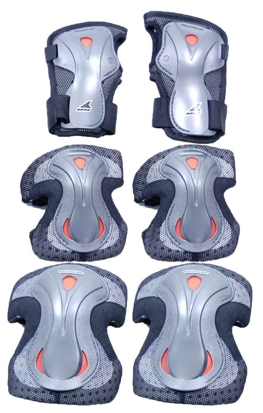 Rollerblade LUX Plus 3-Pack Protective Gear