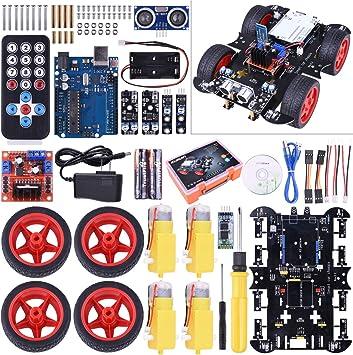 Niveau sonore DEL Kit Débutants Electronics Kit