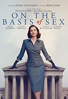 Book Cover: On the Basis of Sex