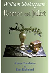 Romeo and Juliet: A Verse Translation in English Kindle Edition
