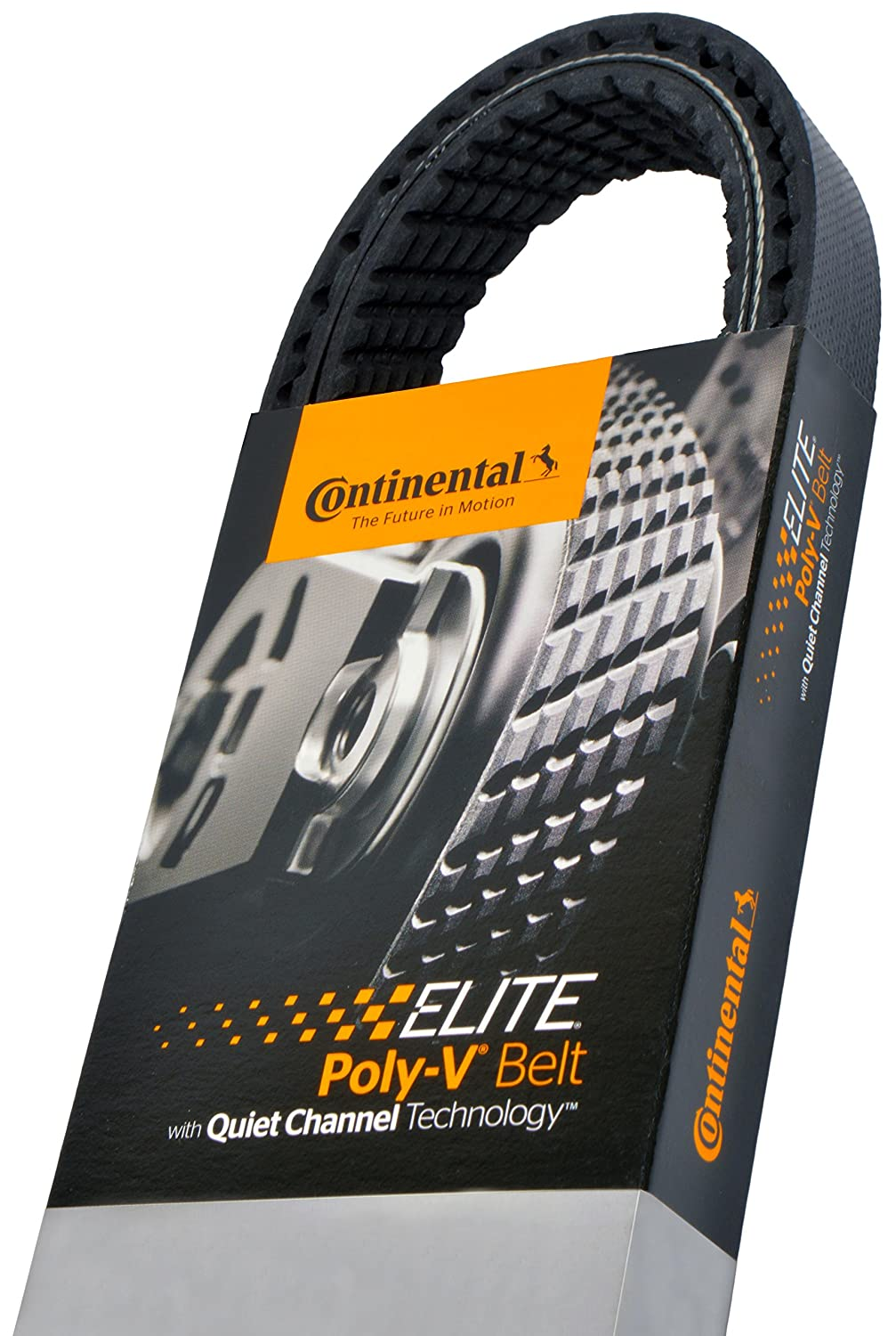 Continental Elite 4080945 Poly-V/Serpentine Belt Continental ContiTech