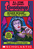 Welcome to the Wicked Wax Museum (Give Yourself Goosebumps #12)