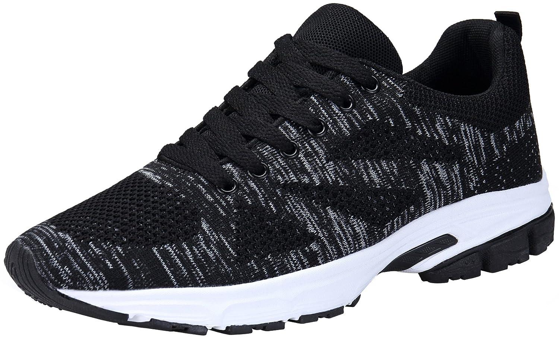 TALLA 43 EU. KOUDYEN Zapatillas Deporte Hombres Mujer Gimnasio Running Zapatos para Correr Transpirables Sneakers