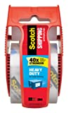 """Amazon Price History for:Scotch Heavy Duty Shipping Packaging Tape, 1"""" Core, 1.88"""" x 19.4 yd, (142-700-H)"""