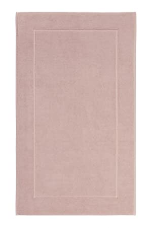 Aquanova Badteppich Altrosa Dusty Pink London 60x60 60x100 70x120