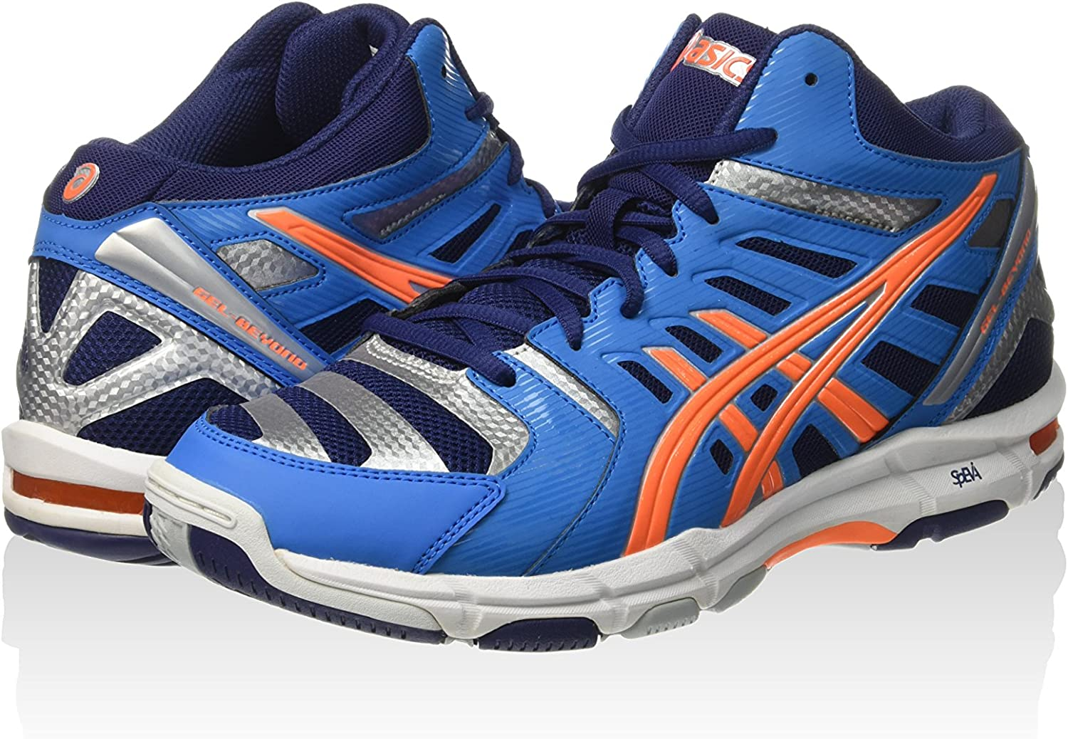 ASICS Gel Beyond 4 MT B403n 4130, Chaussures de Volleyball Mixte Adulte
