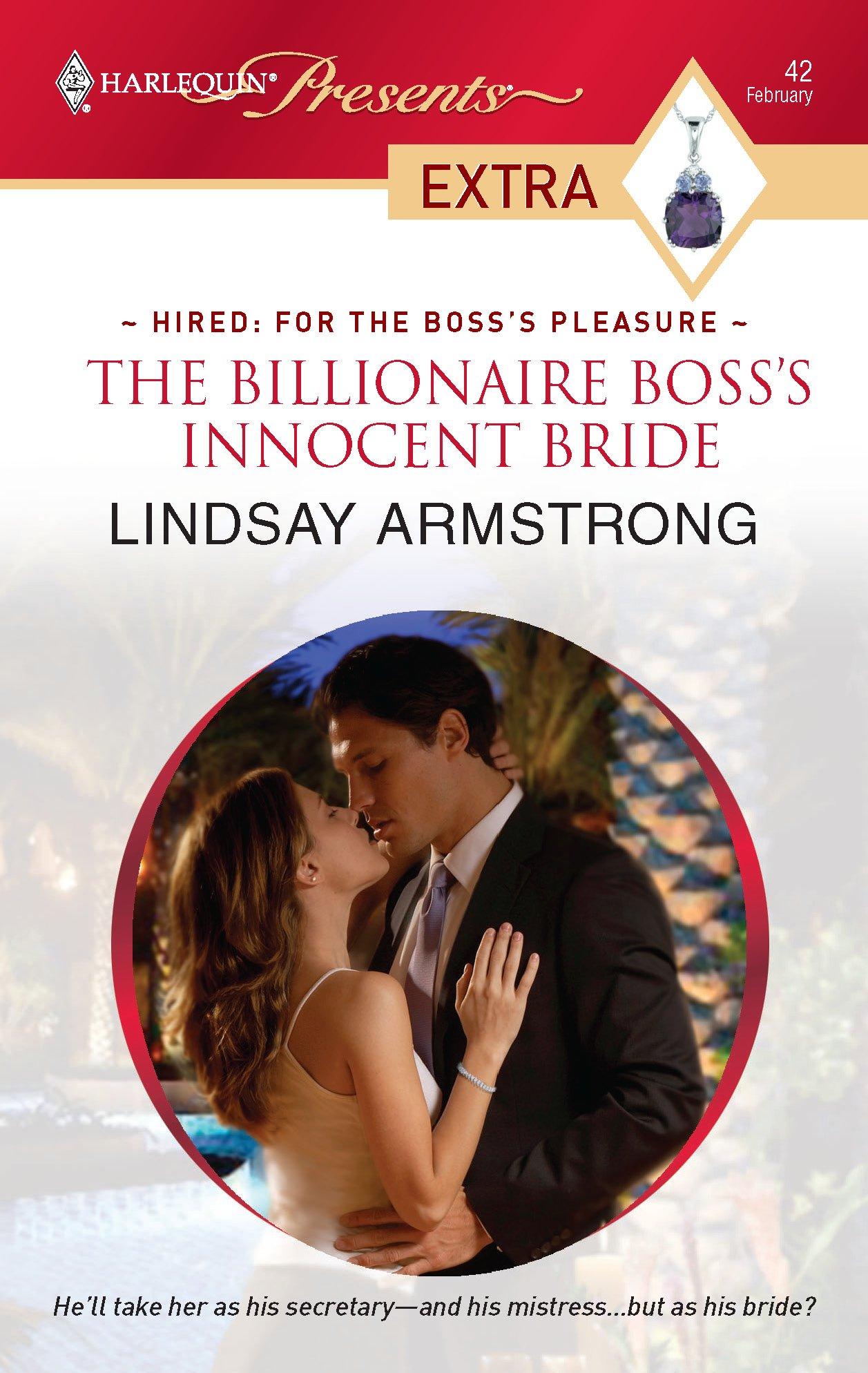 The Billionaire Boss's Innocent Bride pdf