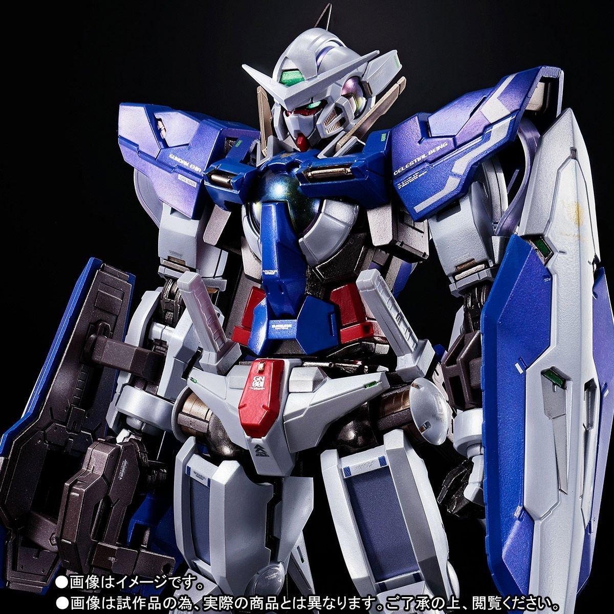 buena calidad METAL METAL METAL BUILD GN-001 Gundam Exia 10th ANNIVERSARY EDITION  Vuelta de 10 dias